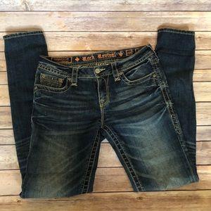 "Rock Revival ""Jessica"" Skinny Jeans SZ:  29"